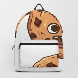 Laughing cookie Backpack