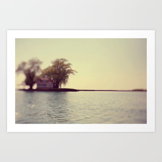 A Place In The Sun Art Print