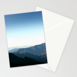 Los Padres National Forest Near Ojai Stationery Cards