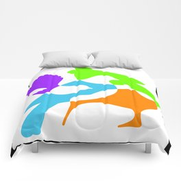 Four Natives Comforters