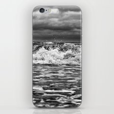 Out in the Wind Out in the Water iPhone & iPod Skin