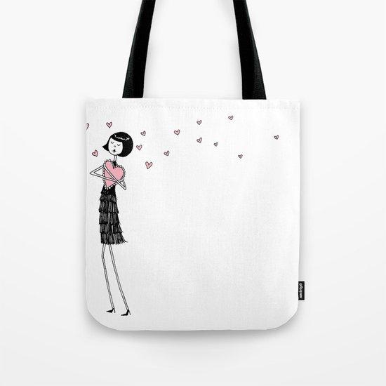 Eloise in love Tote Bag