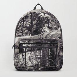 Angel Garden Sculpture Backpack