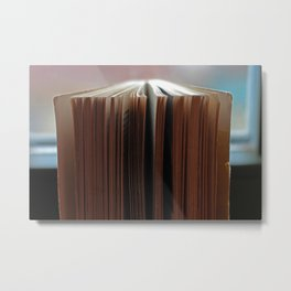 Book from 1976 Metal Print