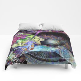 Eruption EVH Comforters