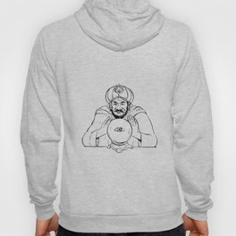Fortune Teller Crystal Ball Drawing Hoody