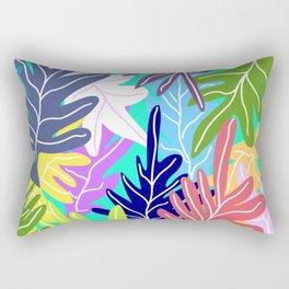 Leafs design spring Rectangular Pillow