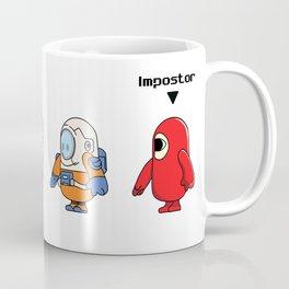 Fall Guys Among Us Coffee Mug