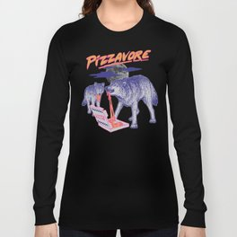 Pizzavore Long Sleeve T-shirt