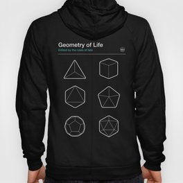 Geometry of Life Hoody