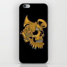 Real Brass iPhone & iPod Skin