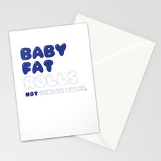 CHUBBY BABY Stationery Cards