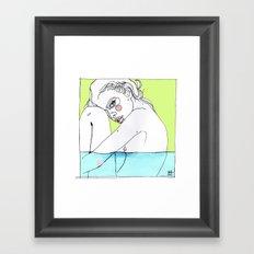 img2 Framed Art Print