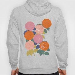 Flowers In Full Bloom Hoody