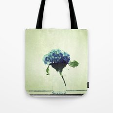 Hydrangea My Favorite Tote Bag