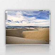 Sand Dunes and Ocean Views Laptop & iPad Skin