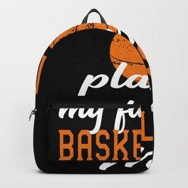 Basketball Mom Gift Idea Backpack