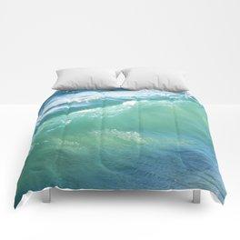 Teal Surf Comforters