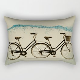 Deep Sea Tandem Rectangular Pillow