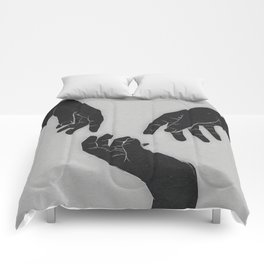 I have these weird feelings Comforters