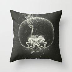 Mr. Stardust Throw Pillow