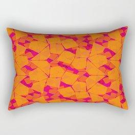 Funky Town (Hotsy Totsy) Rectangular Pillow