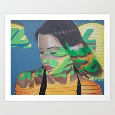 Ideal Art Print
