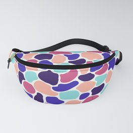 Decorative shapes pattern Fanny Pack