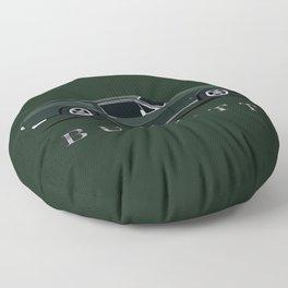 Bullitt Floor Pillow