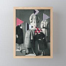 Fashion Forward Framed Mini Art Print