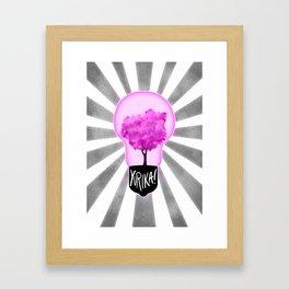 Yurika! Framed Art Print