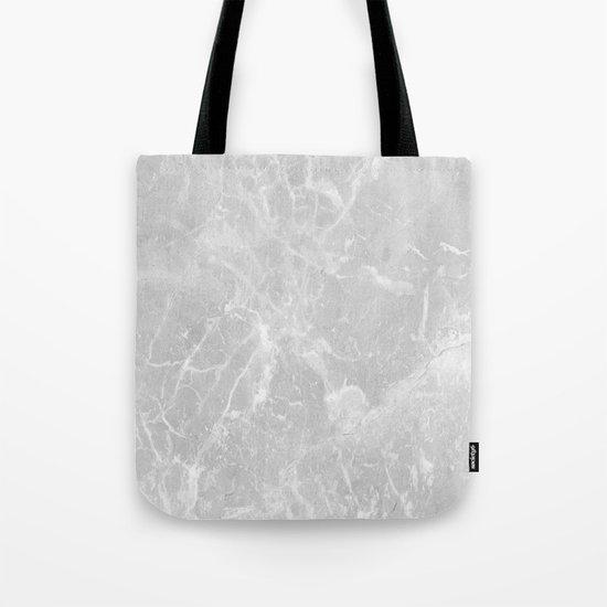 Real Marble Tote Bag