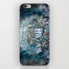 Violence iPhone & iPod Skin
