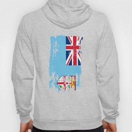 FJ FJI Fiji Flag Hoody