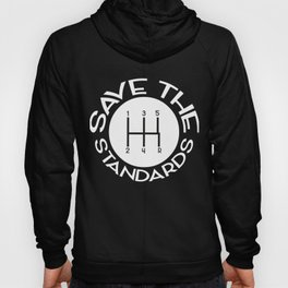 Save the Standards Standard Manuals Hoody