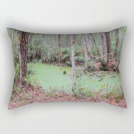 Submerge Your Worries Rectangular Pillow
