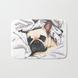 French Bulldog - F.I.P. - Miuda Frenchie Badematte