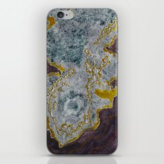 Into The Great Unknown iPhone & iPod Skin