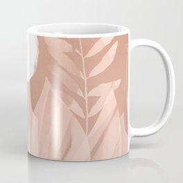 Earth tones Flower composition Coffee Mug