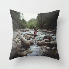 Lynn Valley Throw Pillow