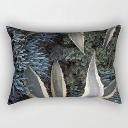 An Agave Hug Rectangular Pillow