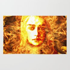 Bride of Fire Rug