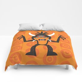 3 Eye Monster Comforters