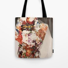 polygonal kimono impress Tote Bag