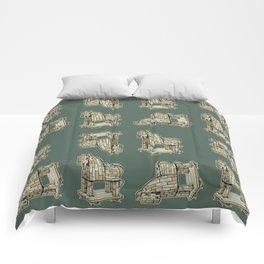Trojan Horse Comforters