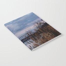 Cloudy Skies Notebook