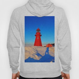 Climbing to the Lighthouse Hoody
