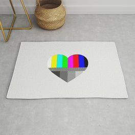 A Test of Love Rug