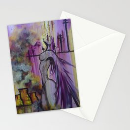Toxic Angel Stationery Cards