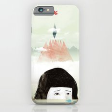 Girl Mountain iPhone 6s Slim Case